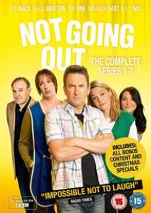 TV SERIES  - 13xDVD NOT GOING OUT: SERIES 1-7