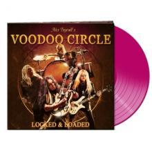 VOODOO CIRCLE  - VINYL LOCKED & LOADE..