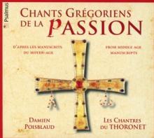GREGORIAN CHANT  - CD CHANTS GREGORIENS DE LA P