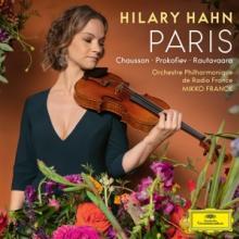 HAHN HILARY  - CD PARIS