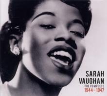 VAUGHAN SARAH  - 2xCD COMPLETE 1944-1947