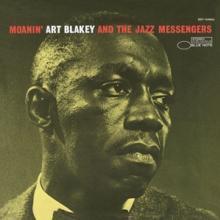 BLAKEY ART & JAZZ MESSEN  - VINYL MOANIN' -HQ- [VINYL]