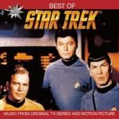 STAR TREK  - CD BEST OF STAR TREK