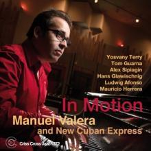 MANUEL VALERA / YOSVANY TERRY ..  - CD IN MOTION