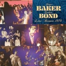 GINGER BAKER/GRAHAM BOND  - CDD LIVE BREMEN 1970