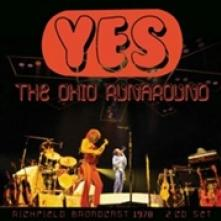 YES  - CD+DVD THE OHIO RUNAROUND (2CD)