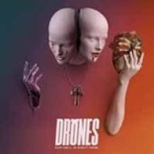 DRONES  - CD OUR HELL IS RIGHT HERE