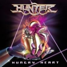 HUNTER  - CD HUNGRY HEART