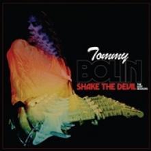 BOLIN TOMMY  - VINYL SHAKE THE DEVI..