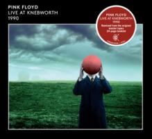 PINK FLOYD  - CD LIVE AT KNEBWORTH 1990
