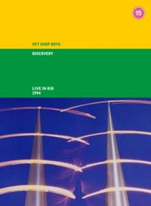 PET SHOP BOYS  - 3xCD+DVD DISCOVERY (LIVE IN RIO)