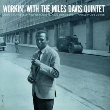 DAVIS MILES  - VINYL WORKIN' WITH THE.. -HQ- [VINYL]