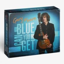 MOORE GARY  - CD HOW BLUE CAN YOU GET