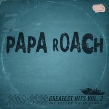 PAPA ROACH  - 2xVINYL GREATEST HITS CLEAR LTD. [VINYL]