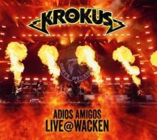 KROKUS  - 2xCD ADIOS AMIGOS LIVE @ WACKEN