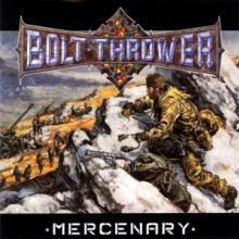 BOLT THROWER  - VINYL MERCENARY (RE-..