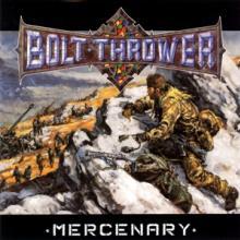 BOLT THROWER  - VINYL MERCENARY (WHI..