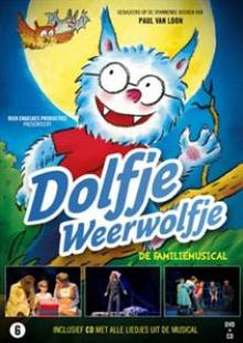 MUSICAL  - 2xDVD DOLFJE WEERWOLFJE