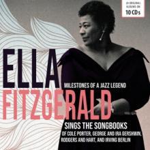 ELLA FITZGERALD  - CD ELLA SINGS THE SONGBOOKS OF...