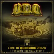 LIVE IN BULGARIA 2020 - PANDEMIC SURVIVAL SHOW (+D - suprshop.cz