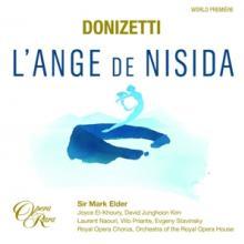 GAETANO DONIZETTI (1797-1848)  - 2xCD L'ANGE DE NISIDA