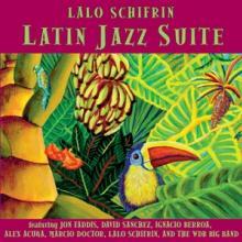 SCHIFRIN LALO  - CD LATIN JAZZ SUITE