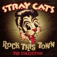 STRAY CATS  - CD ROCK THIS TOWN