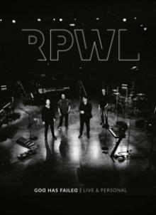 RPWL  - DVD GOD HAS FAILED - LIVE & PERSONAL