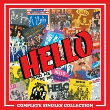 HELLO  - CD+DVD COMPLETE SINGLES COLLECTION