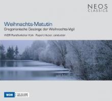GREGORIAN CHANT  - 3xCD WEIHNACHTS-MATUTIN