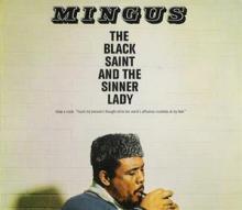 MINGUS CHARLES  - VINYL BLACK SAINT AND THE SINNE [VINYL]