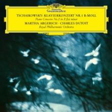 ARGERICH MARTHA  - VINYL TCHAIKOVSKY: PIANO.. [VINYL]