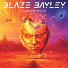 BLAZE BAYLEY  - VINYL WAR WITHIN ME [VINYL]