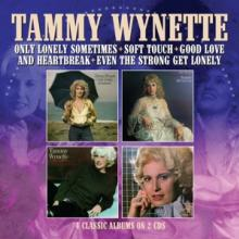 TAMMY WYNETTE  - CD+DVD ONLY LONELY S..