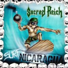 SACRED REICH  - VINYL SURF NICARAGUA..