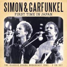 SIMON & GARFUNKEL  - CD+DVD FIRST TIME IN JAPAN (2CD)