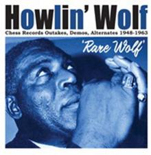 HOWLIN' WOLF  - CD+DVD RARE WOLF 1948 TO 1963 (2CD)