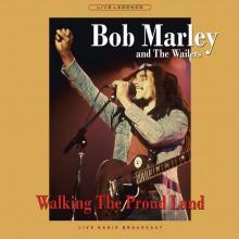 MARLEY BOB  - VINYL WALKING THE PR..