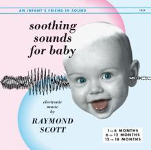 RAYMOND SCOTT  - 3xVINYL SOOTHING SOU..