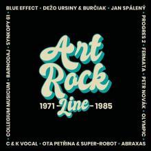 VARIOUS  - 2xCD ART ROCK LINE 1971-1985