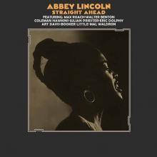 LINCOLN ABBEY  - VINYL STRAIGHT AHEAD [VINYL]
