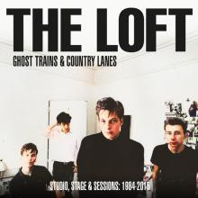LOFT  - CD+DVD GHOST TRAINS ..