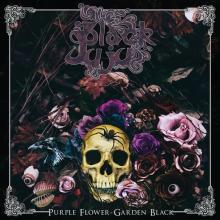 BLACK JUJU  - VINYL PURPLE FLOWER,..