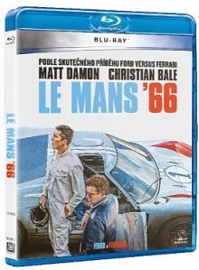FILM  - BRD LE MANS ?66 BD [BLURAY]