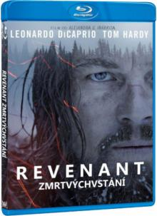 FILM  - BRD REVENANT ZMRTVYCHVSTANI BD [BLURAY]
