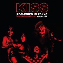 KISS  - 2xVINYL RE-MASKED IN..