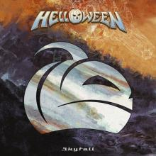 HELLOWEEN  - VINYL SKYFALL LP ORANGE [VINYL]