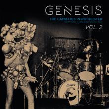 GENESIS  - 2xVINYL THE LAMB LIE..