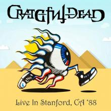 GRATEFUL DEAD  - 3xVINYL LIVE IN SANFORD CA 88 [VINYL]