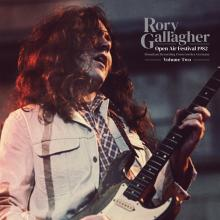 RORY GALLAGHER  - VINYL OPEN AIR FESTI..